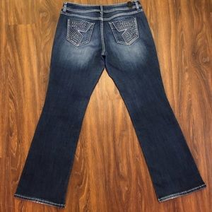 People's Liberation Jeans - People's Liberation Bootcut Jeans Size 9/10